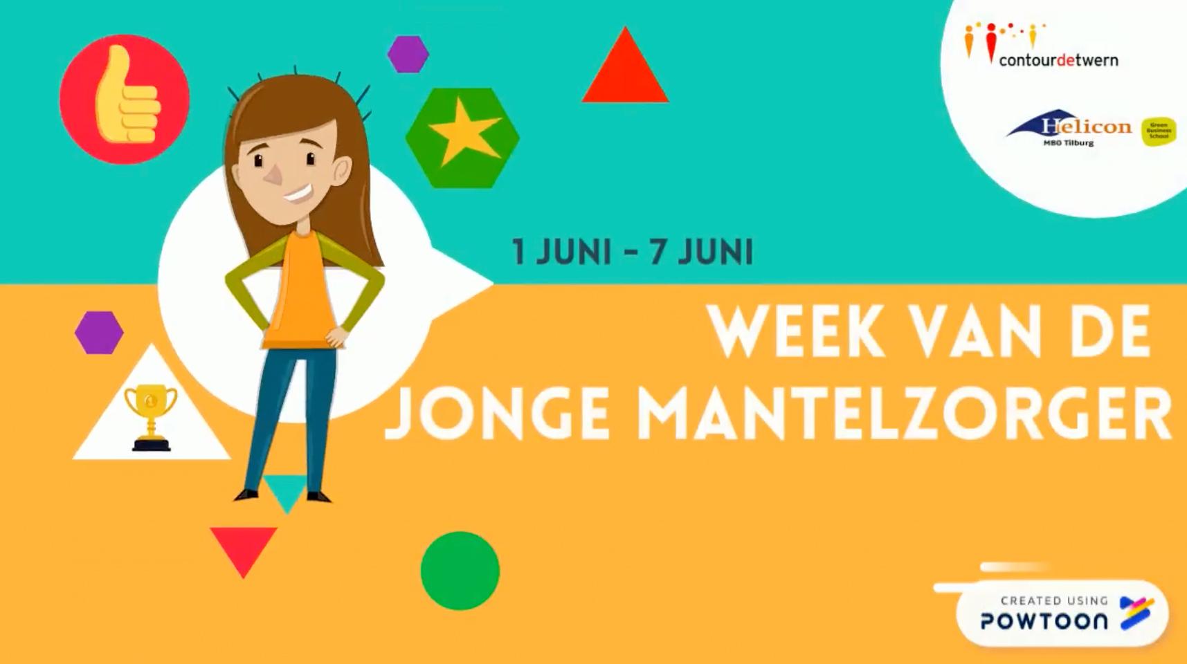Week Van De Jonge Mantelzorger