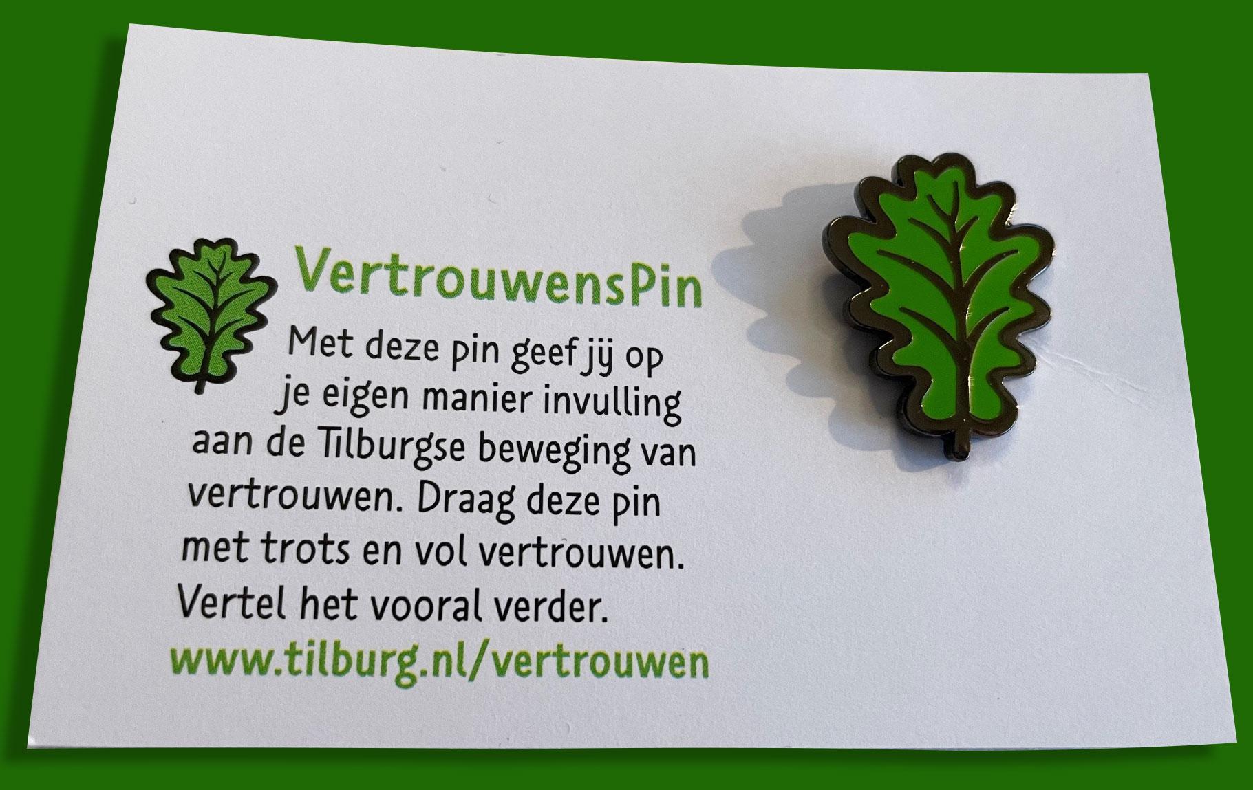 Tilburg Start Beweging Van Vertrouwen